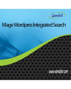 Wordpress Blog Integrated Search