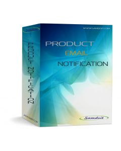 Magento Product Auto Email Notification